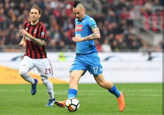 Hamsik promette: lotteremo fino all'ultimo