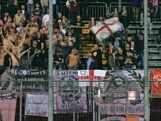 Palermo, scialbo 0-0 a Cittadella
