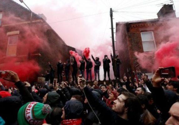 Scontri in Liverpool-Roma, tifoso inglese in coma