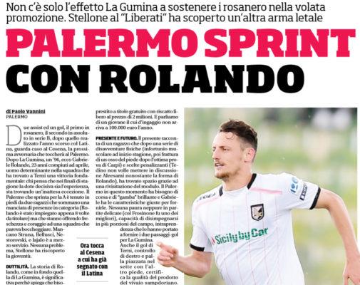 Maglia Home Sampdoria GABRIELE ROLANDO