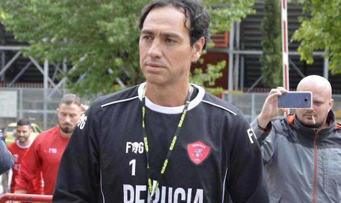 Perugia, parla Nesta: 'Tanto entusiasmo, è una piazza da calcio vero'