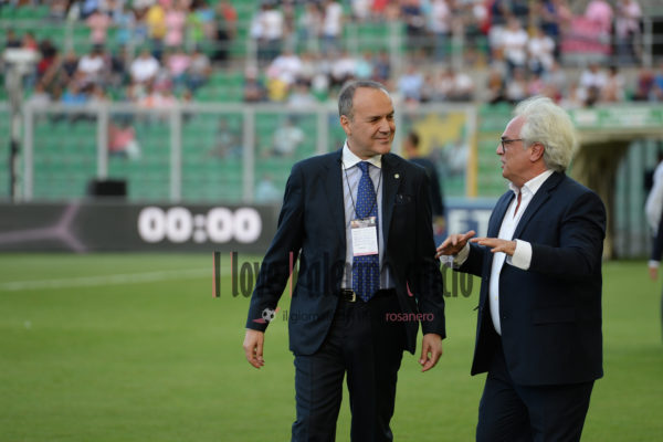 Palermo, pres. Tuttolomondo a SI: