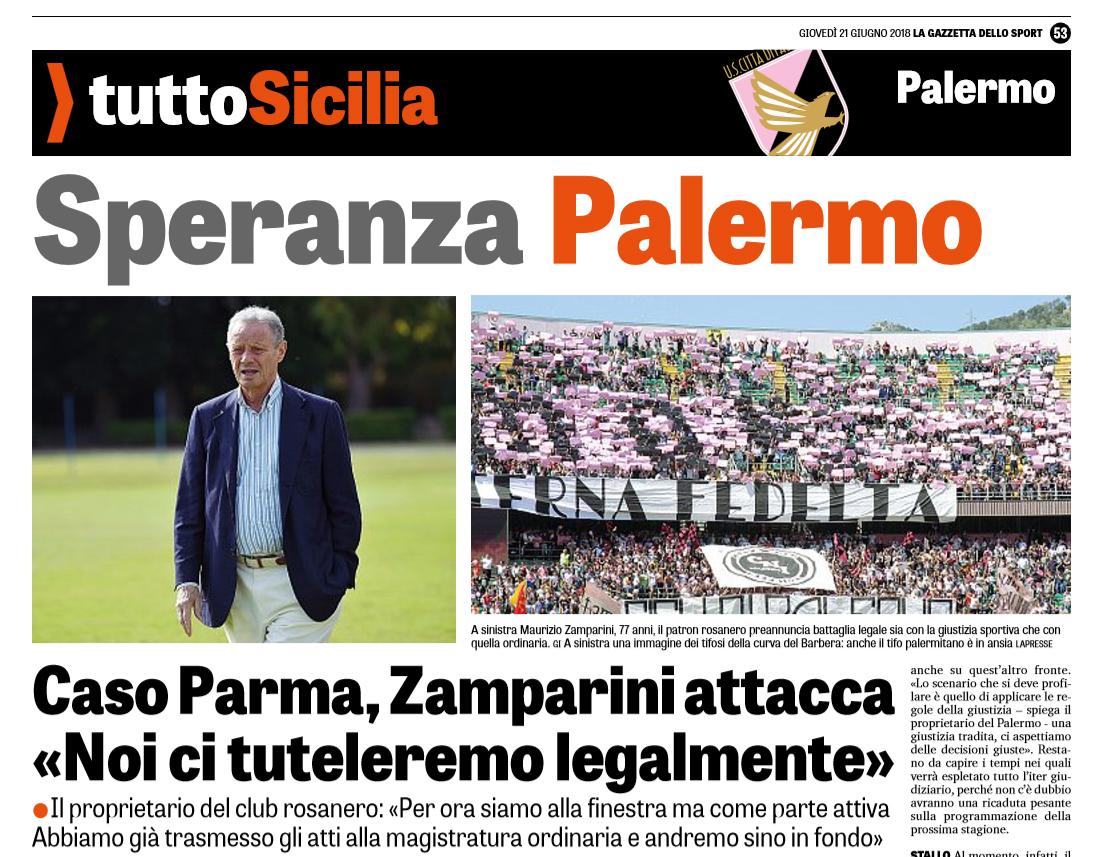 bb77de8bef Gazzetta dello Sport: