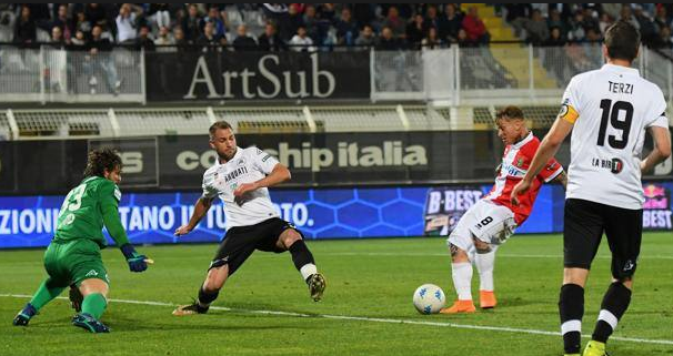 Spezia-Parma: la Procura federale deferisce Calaiò e il club emiliano