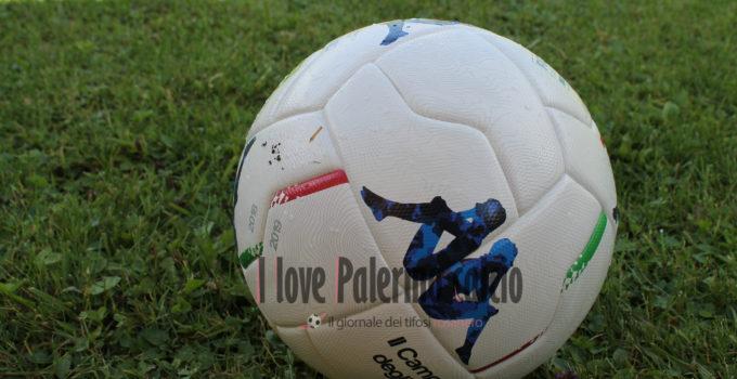 ritiro-palermo serie b generica pallone