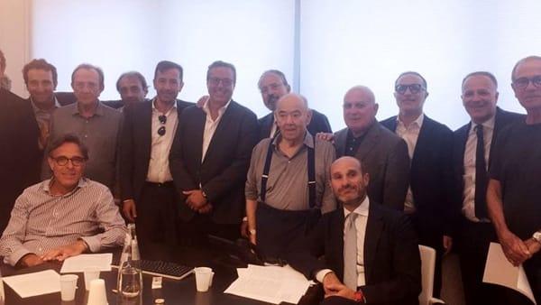 Calcio: Bari, nasce 'SS Bari 1908'