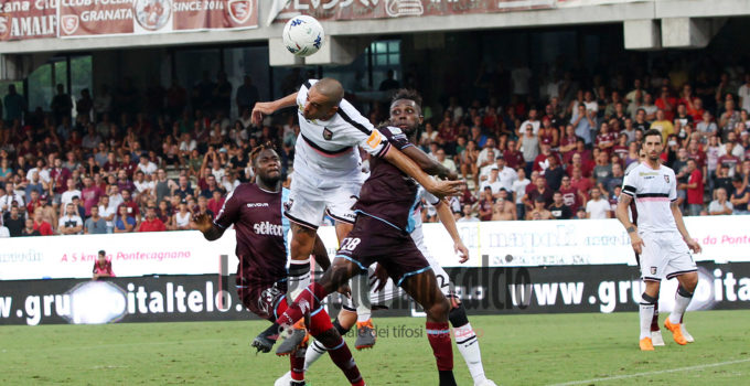 SAL – 25 08 2018 Salerno Stadio Arechi. Salernitana – Palermo Serie B. Nella foto akpa akpro. Foto Tanopress