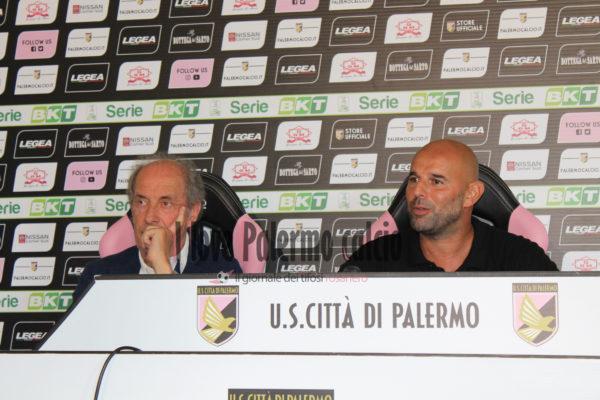 7 punti in 3 partite, Palermo esonera Stellone