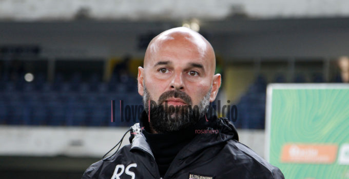 Hellas Verona vs Palermo stellone