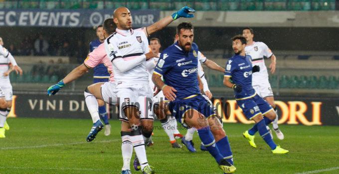 Hellas Verona vs Palermo aleesami