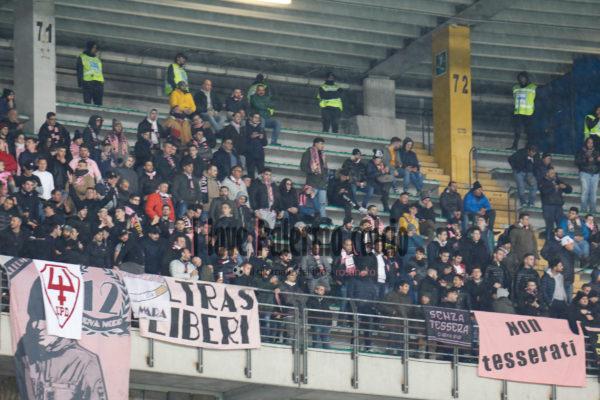Hellas Verona vs Palermo tifosi