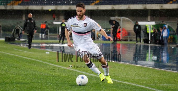 Hellas Verona vs Palermo rispoli