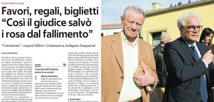 """a8b7c24ed39a6 L edizione odierna de """"La Repubblica"""" ha deciso di riportare alcune delle  intercettazioni legate all inchiesta della Procura di Caltanissetta nei  confronti ..."""