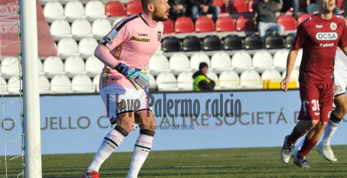 Cittadella vs Palermo pomini