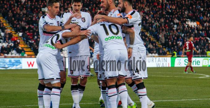 Cittadella vs Palermo trajkovski falletti salvi moreo pirrello