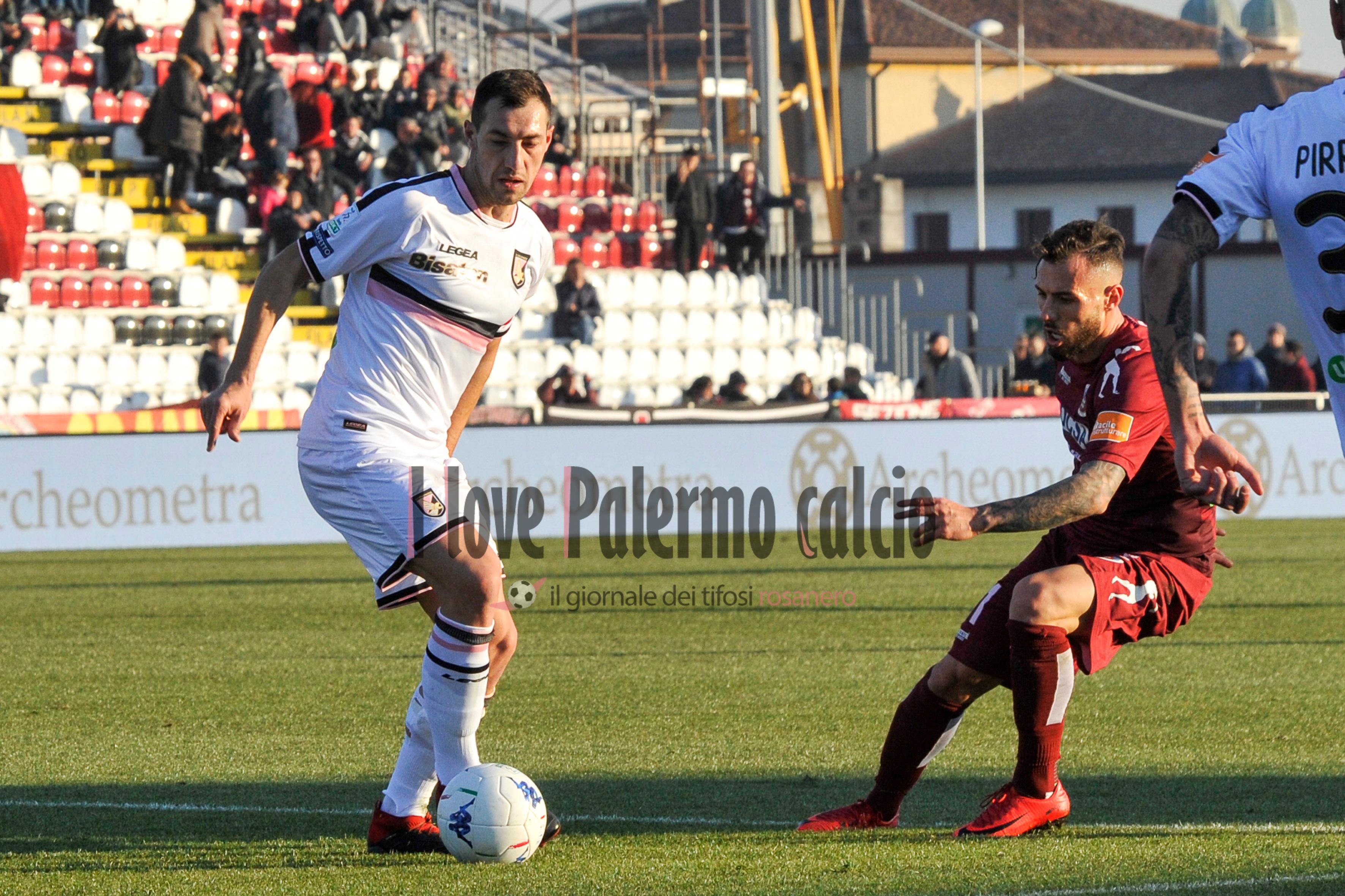 Cittadella vs Palermo jajalo