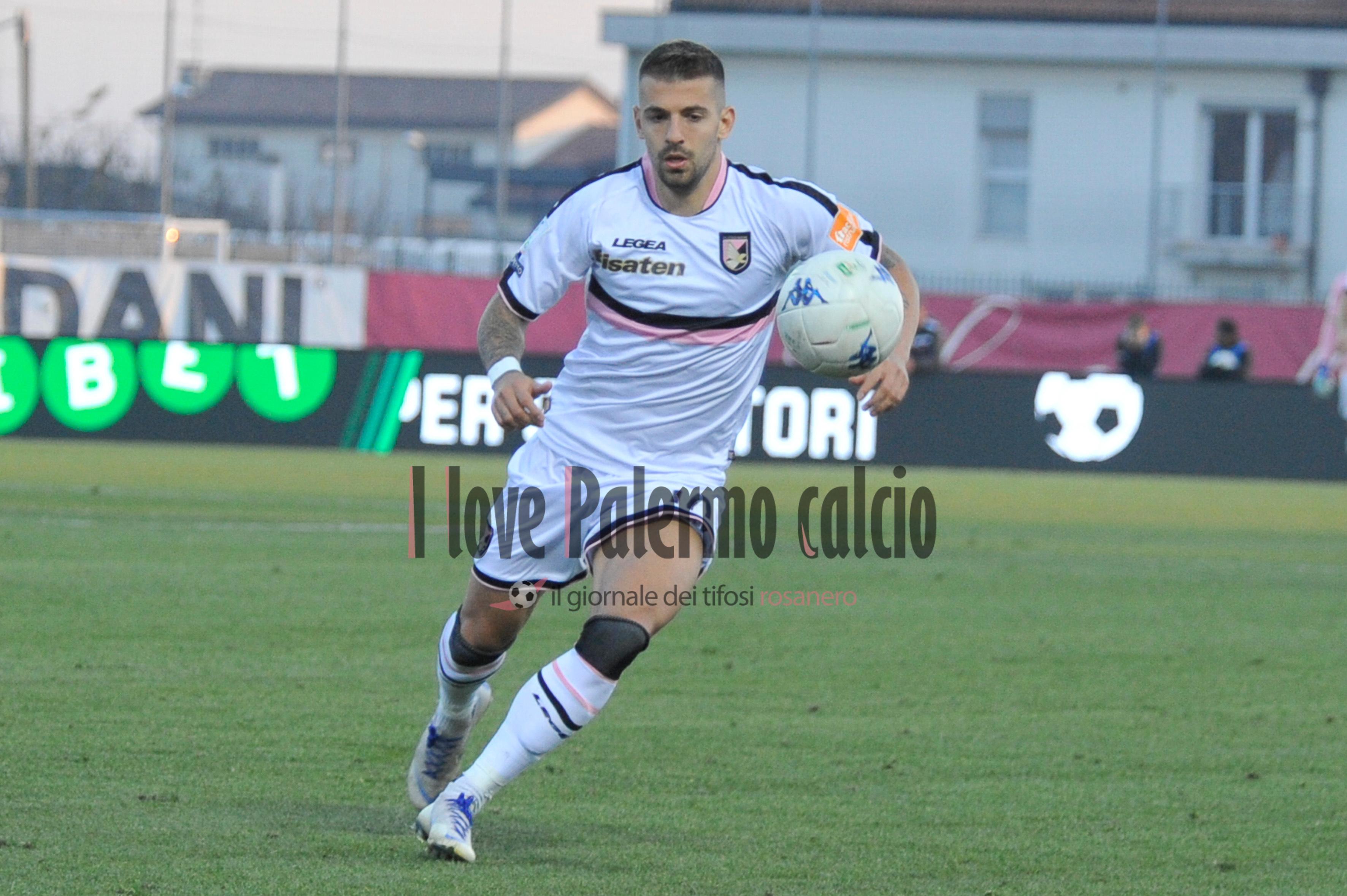 Cittadella vs Palermo trajkovski