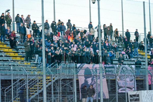 Cittadella vs Palermo tifosi