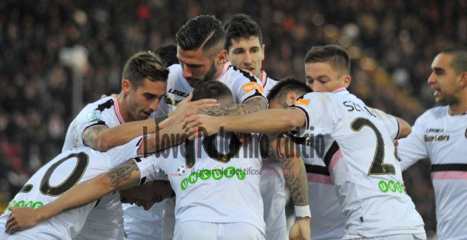Cittadella vs Palermo sqaudra pirrello salvi