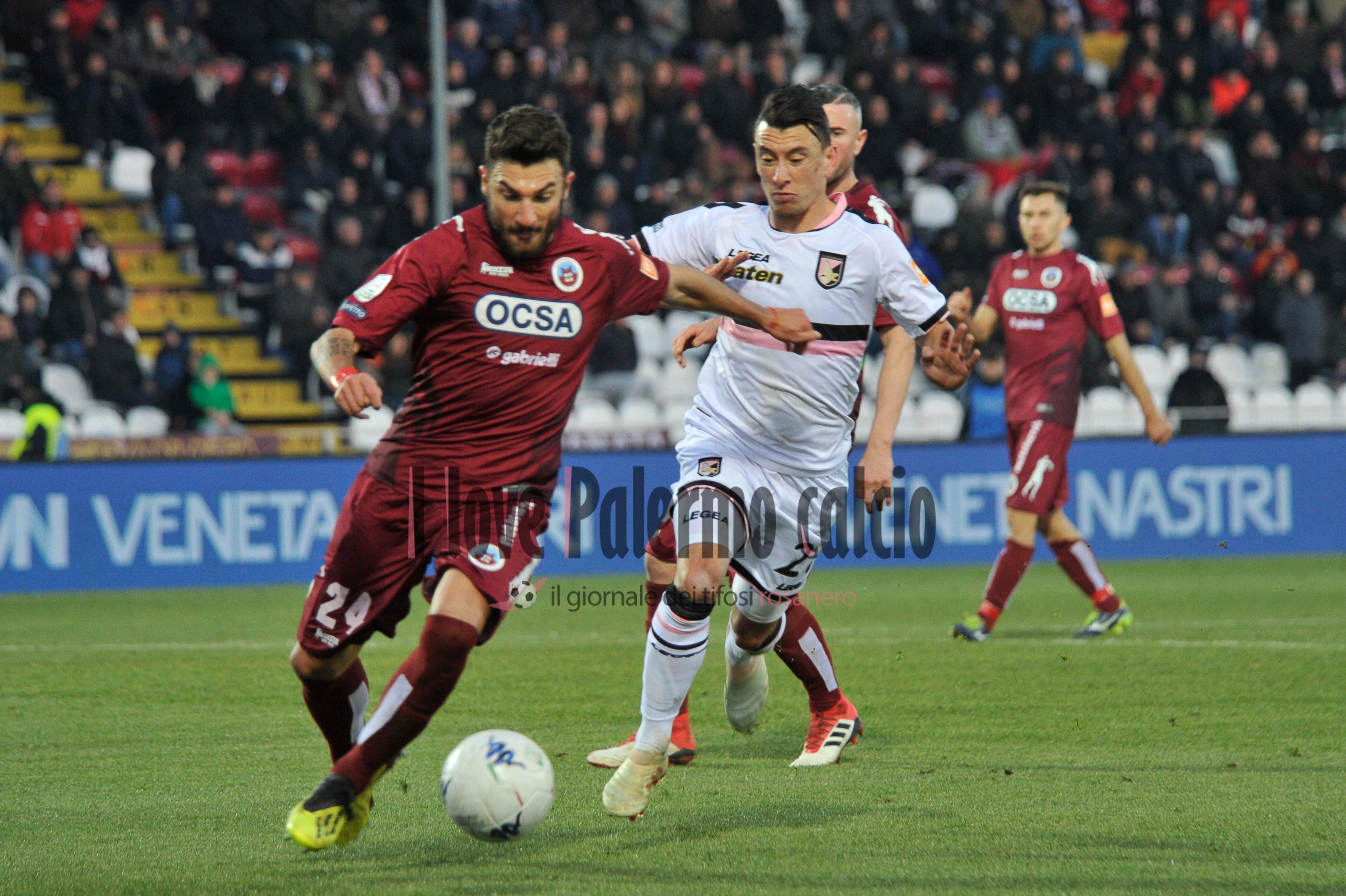 Cittadella vs Palermo falletti