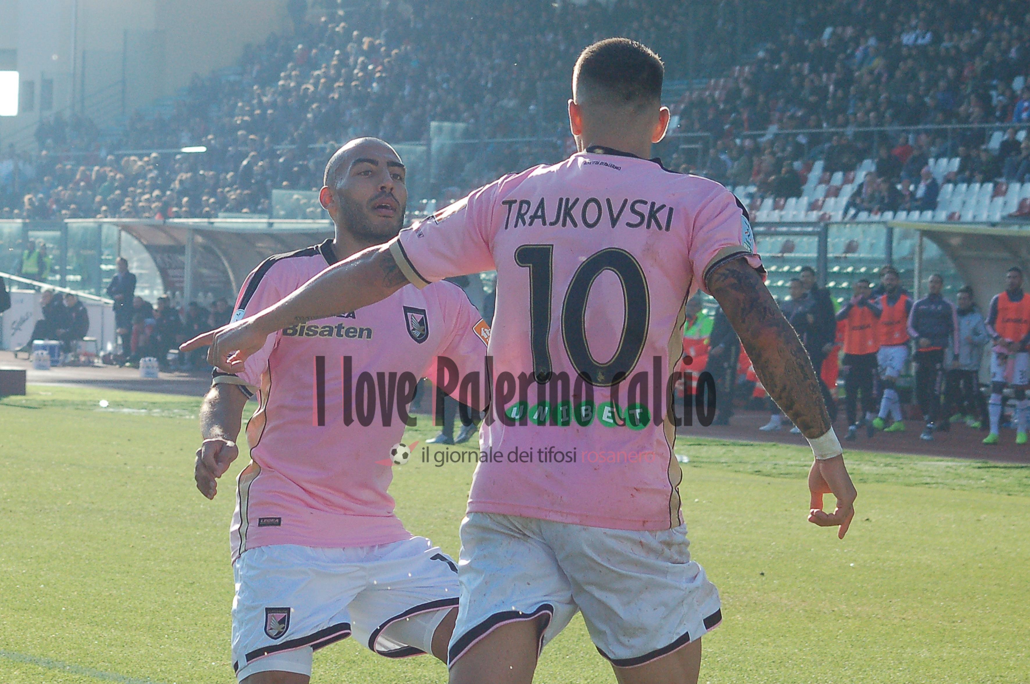Padova vs Palermo aleesami trajkovski