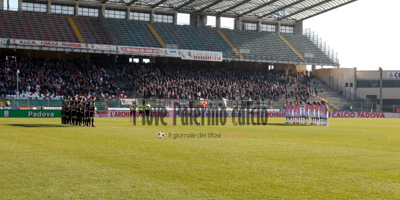 Padova vs Palermo