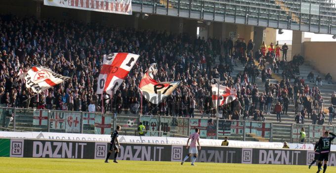 Padova vs Palermo tifosi