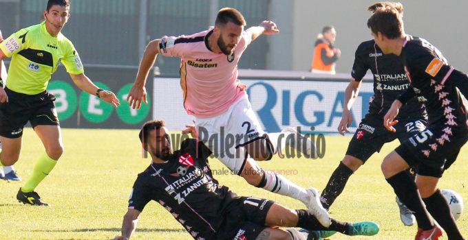 Padova vs Palermo szyminski pinzi