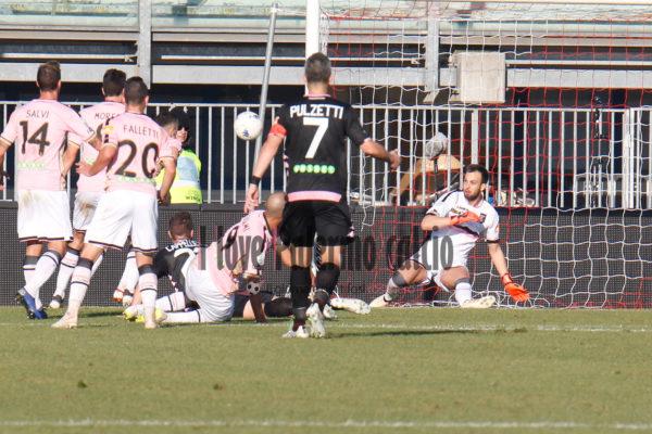 Padova vs Palermo Pulzetti brignoli falletti salvi