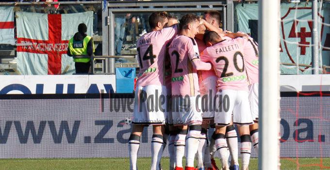 Padova vs Palermo falletti