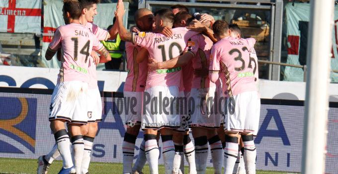 Padova vs Palermo salvi haas trajkovski