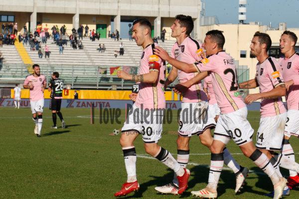 Padova vs Palermo nestorovski falletti moreo salvi