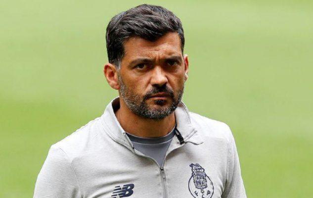 FUTEBOL: Sergio Conceicao durante o treino do FC Porto no Estadio do Chivas, Guadalajara, Mexico. Terca-feira, 18 de Julho de 2017. EDUARDO OLIVEIRA/ASF