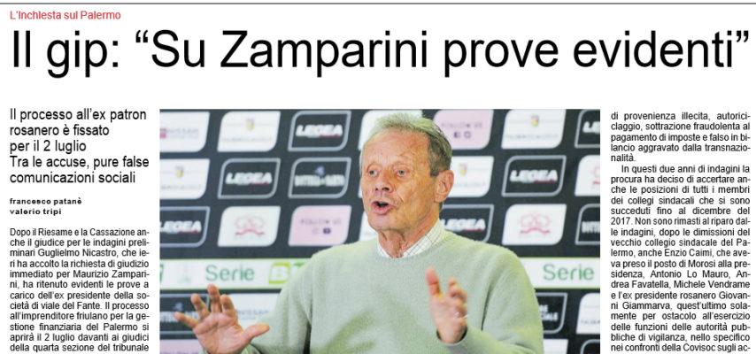 Palermo Il Processo Sulla Presu Oggi — ZwiftItaly