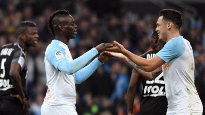 Perché Mario Balotelli rischia 8 giornate di squalifica in Ligue 1