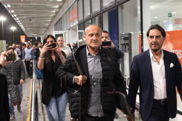 Palermo verso la cessione: closing raggiunto con Arkus Network