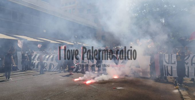 tifosi palermo roma