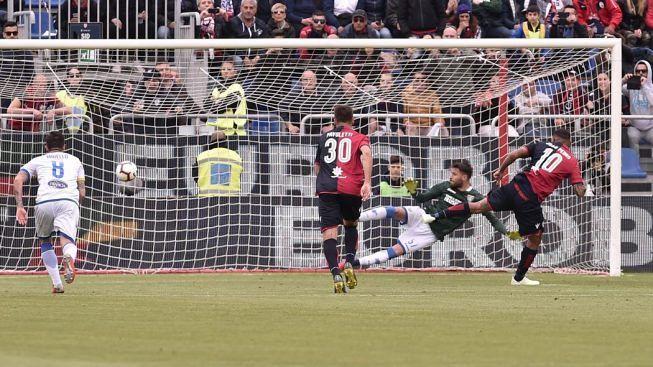 Frosinone: l'operazione Oikos ha truccato la partita contro il Cagliari