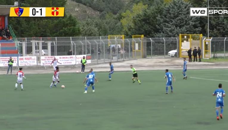 Troina-FC Messina 0-3: gli highlights del match - ilovepalermocalcio.com - Il Sito dei Tifosi Rosanero