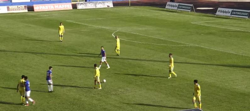 Marsala-Marina di Ragusa 0-0: gli highlights del match (VIDEO) - ilovepalermocalcio.com - Il Sito dei Tifosi Rosanero