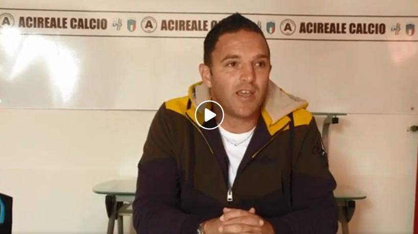 Il tecnico dell'Acireale Pagana: «Se nel nostro girone non ci fosse stato il Palermo…» (VIDEO) - ilovepalermocalcio.com - Il Sito dei Tifosi Rosanero