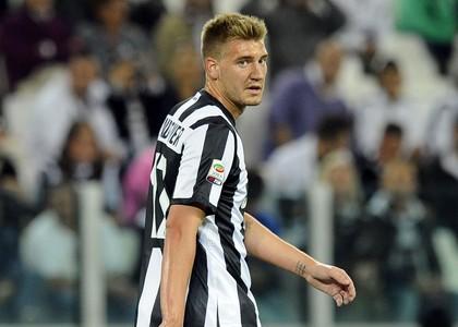 Mg Torino 22/09/2012 - campionato di calcio serie A / Juventus-Chievo Verona / foto Matteo Gribaudi/Image Sport nella foto: Nicklas Bendtner