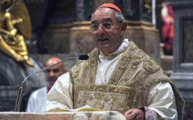 Coronavirus: positivo il cardinale vicario di Roma | paura per il Papa