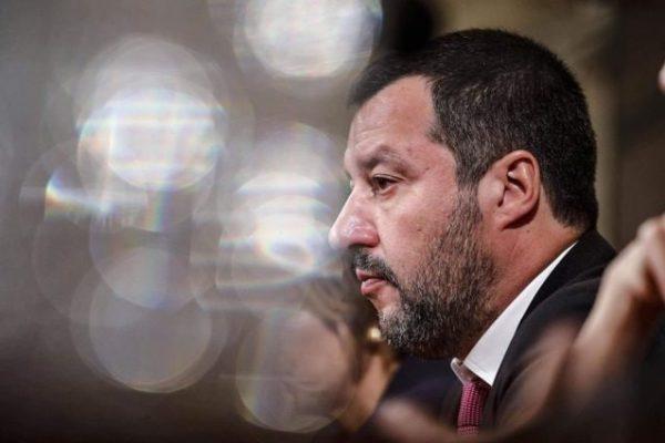 Coronavirus, Salvini