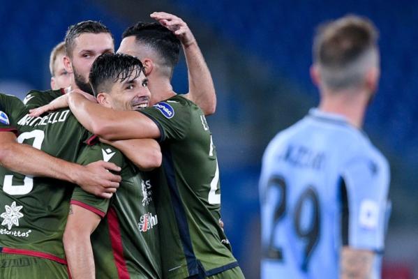 Serie A La Classifica Aggiornata Dopo Lazio Cagliari Ilovepalermocalcio