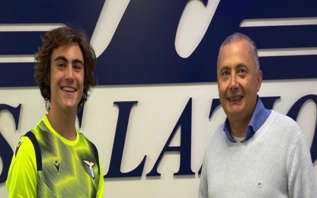 Ufficiale: Lazio, arriva il figlio di Cannavaro. Ha firmato Andrea