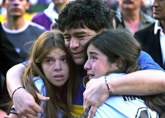 Maradona: autopsia,niente droga o alcol ma tracce di psicofarmaci